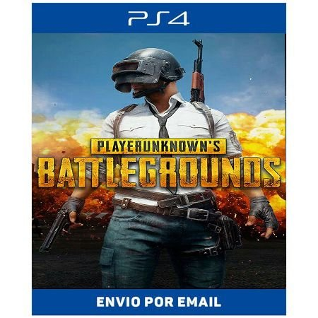 PUBG PLAYERUNKNOWNS BATTLEGROUNDS PS4 - Ps4 Digital