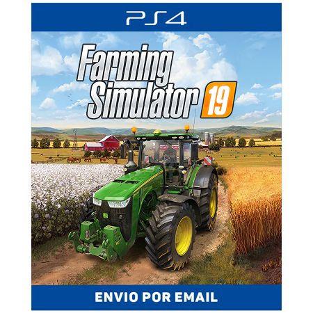 Farming simulator 2019 - Ps4 Digital