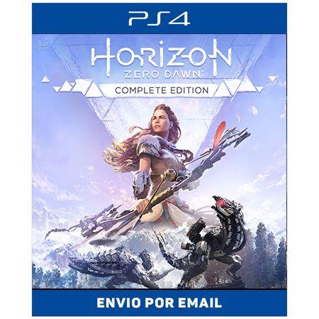 Horizon zero dawn Complete edition - Ps4 Digital