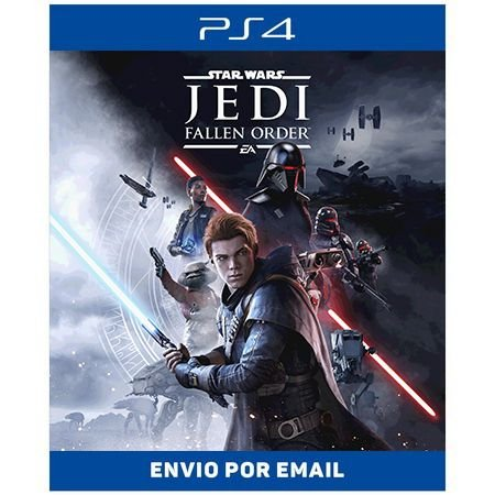 Star wars Jedi Fallen Order - Ps4 Digital