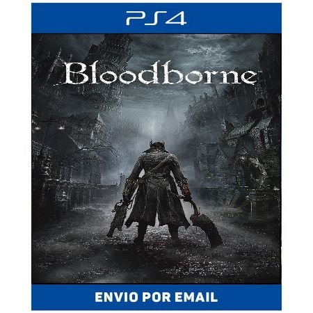 Bloodborne - Ps4 digital