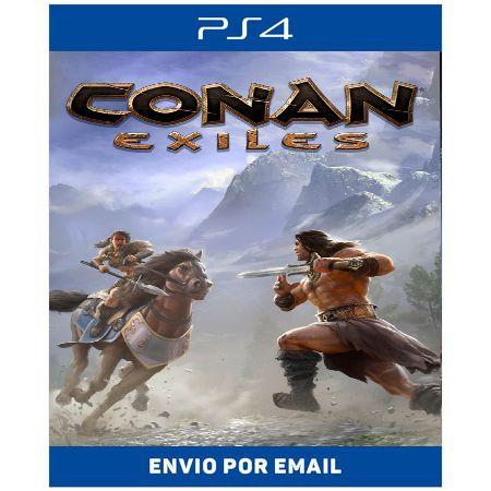 Conan Exiles - Ps4 e Ps5 Digital
