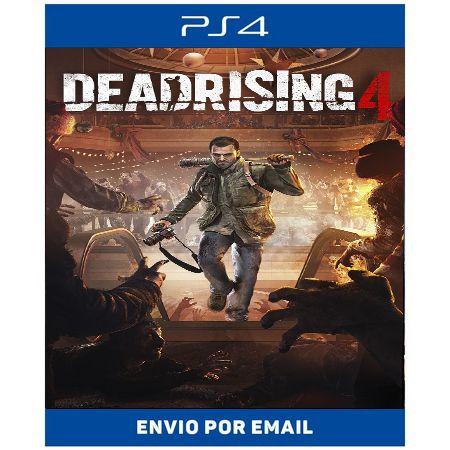Dead Rising 4 - Ps4 Digital