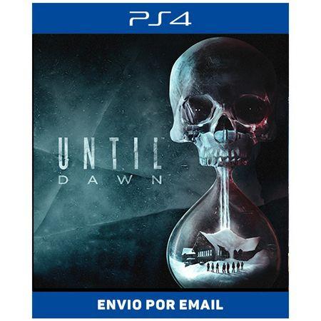 Until Dawn - Ps4 Digital