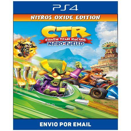 Crash Team Racing Nitro oxide - Ps4 Digital