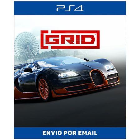 GRID Lauch Edition - Ps4 Digital