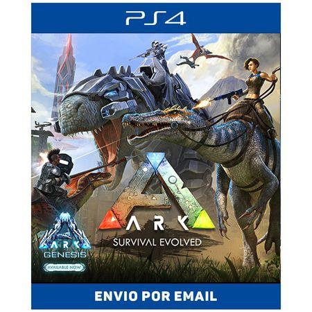 ARK Survival Evolved - Ps4 e Ps5 Digital