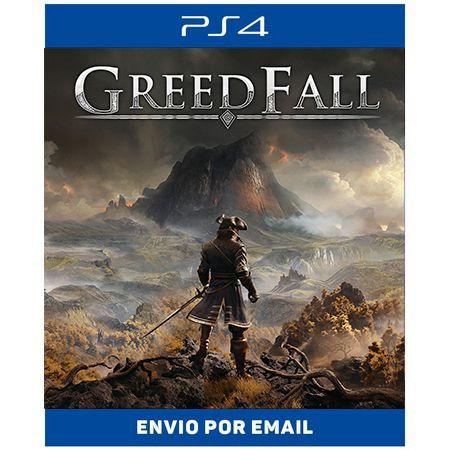 GreedFall  - Ps4 Digital