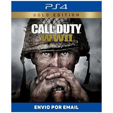 Call of Duty WW2 Gold edition - Ps4 Digital
