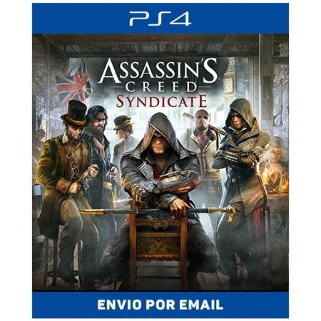 Assassin's Creed Syndicate - Ps4 Digital