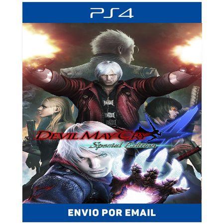 Devil May Cry 4 - Ps4 Digital
