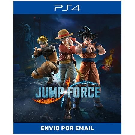 Jump Force - Ps4 Digital