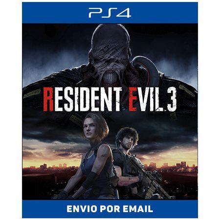Resident evil 3 remake - Ps4 Digital