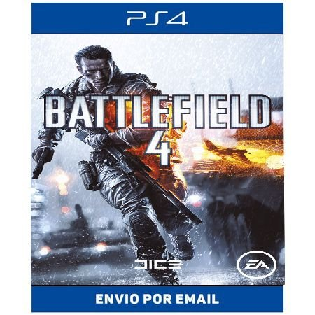 Battlefield 4 - Ps4 e Ps5 Digital