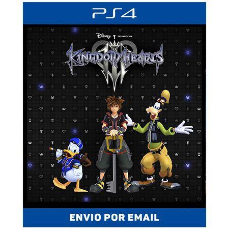 KINGDOM HEARTS III - PS4 DIGITAL