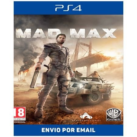 Mad max - Ps4 Digital