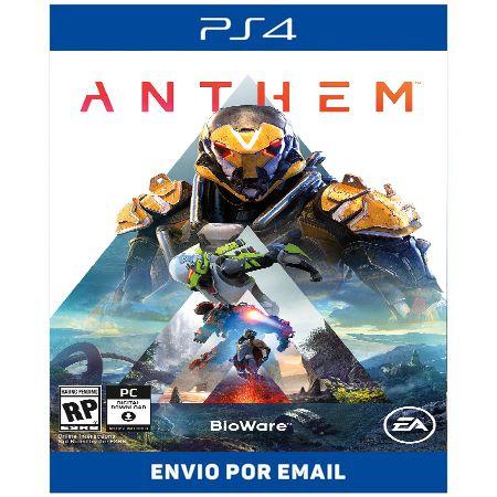 Anthem - Ps4 Digital