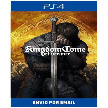 Kingdom Come Deliverance - PS4 DIGITAL