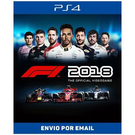 F1 2018 - Ps4 Digital