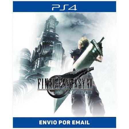 Final Fantasy 7 remake - Ps4 Digital