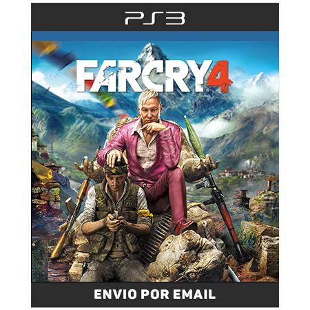 FAR CRY 4 - PS3 DIGITAL