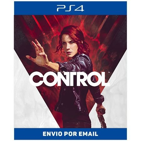 Control - Ps4 Digital