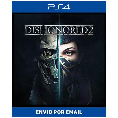 Dishonered  2 - Ps4 Digital