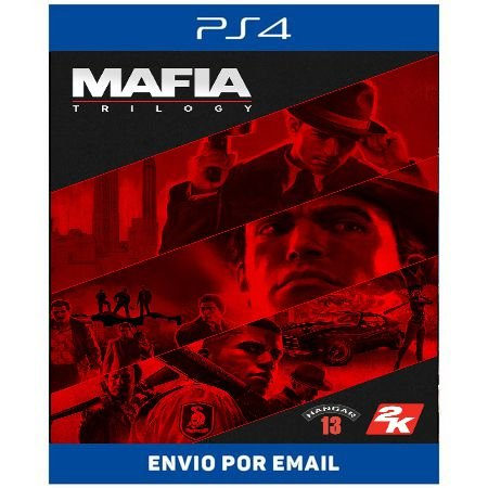 Mafia: Trilogy - Ps4 Digital