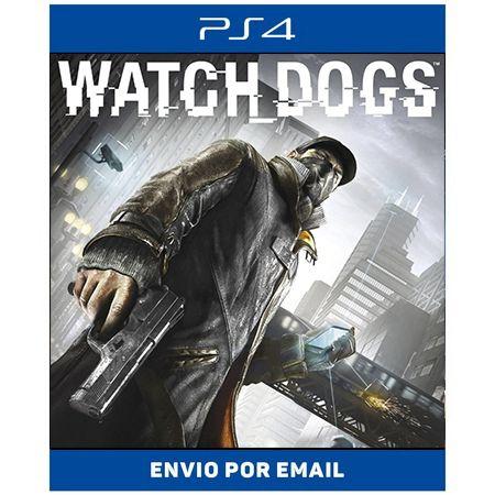 WATCH DOGS 1 - PS4 DIGITAL