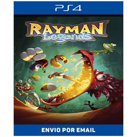 Rayman legends - Ps4 Digital