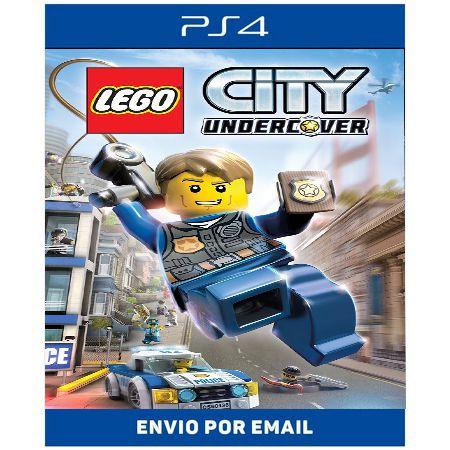Lego city Undercover - Ps4 Digital