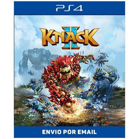 KNACK  2 - PS4 DIGITAL