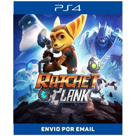 Ratchet and Clank -  Ps4 Digital