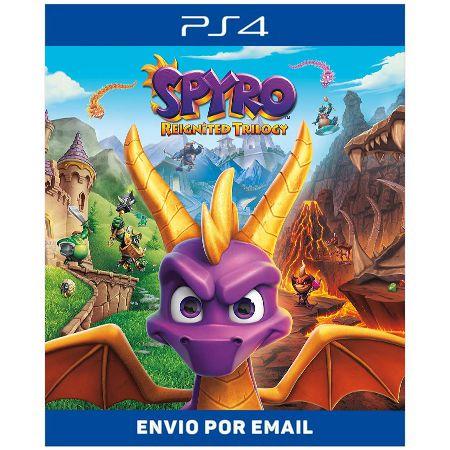 Spyro Reignited Trilogy - Ps4 Digital