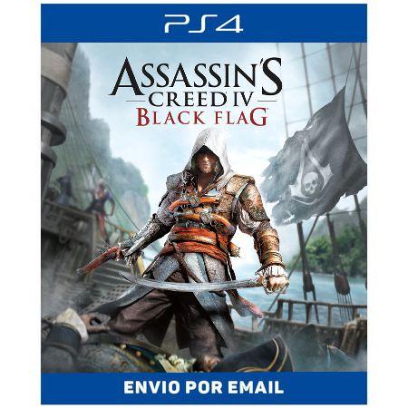 ASSASSINS CREED IV BLACK FRAG - PS4 DIGITAL