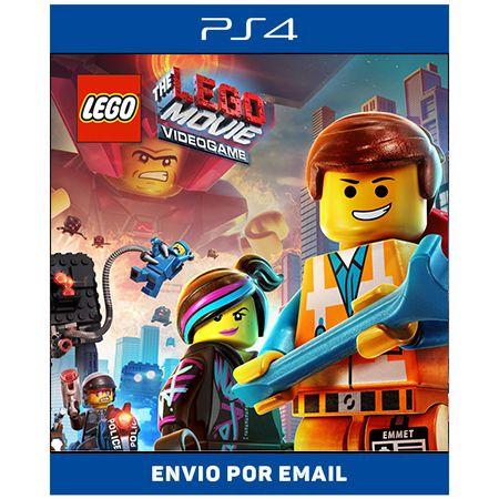 Lego Movie - Ps4 Digital