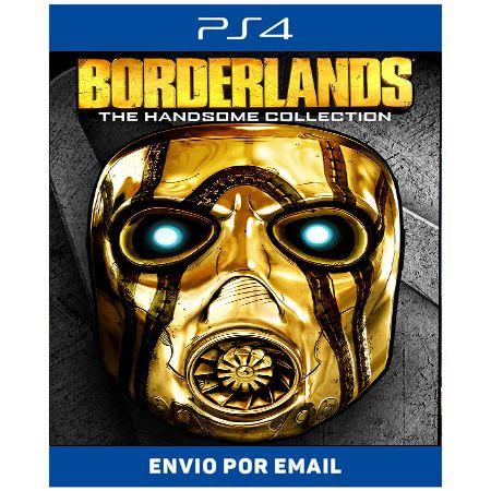 Borderlands The Handsome Collection - Ps4 Digital
