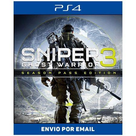Sniper Ghost Warrior 3 - Ps4 Digital
