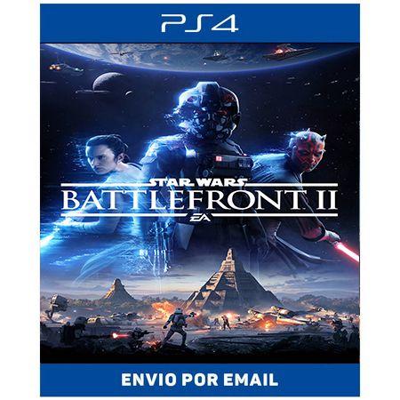 Battlefront Star wars 2 - Ps4 Digital