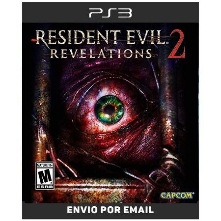 Resident evil revelations 2 - Ps3 Digital