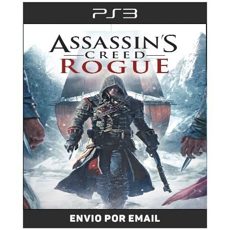 Assassins creed Rogue - Ps3 Digital