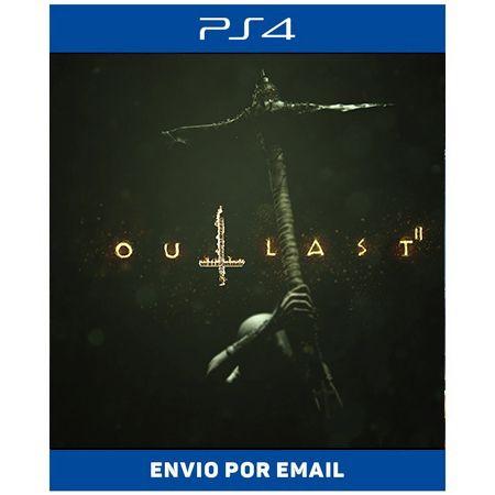 Outlast 2 - Ps4 Digital