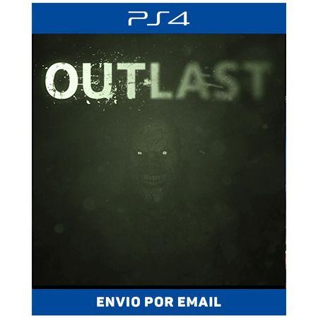 Outlast - PS4 Digital