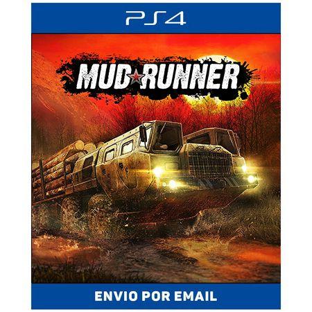 MudRunner - Ps4 Digital