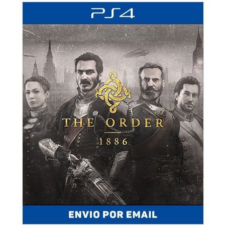The order 1886 - Ps4 Digital