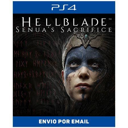 Hellblade senuas Sacrifice - Ps4 Digital