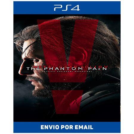 Metal Gear Solid V - Ps4 Digital
