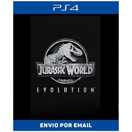 JURASSIC WORLD REVOLUTION - PS4 DIGITAL