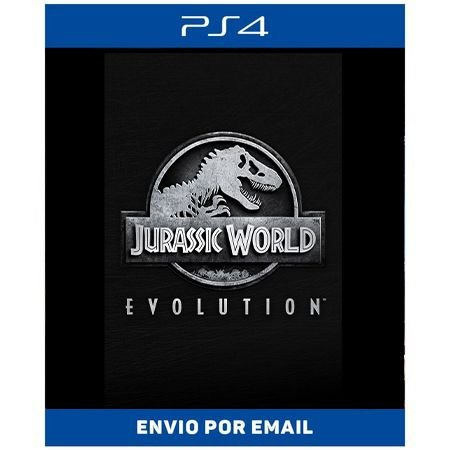 JURASSIC WORLD REVOLUTION - PS4 E PS5 DIGITAL