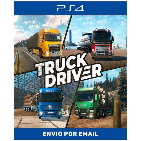 Truck driver - Ps4 e Ps5 Digital